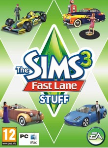The Sims 3 Fast Lane Stuff PC/Mac Download