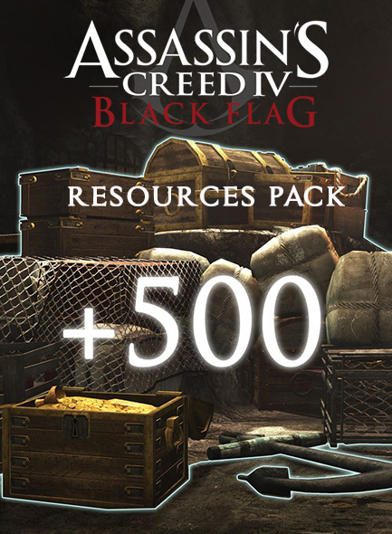 Assassin's Creed IV Black Flag Time Save: Resources Pack PC Download
