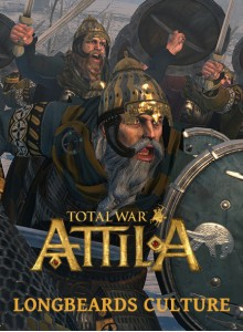 Total War ATTILA Longbeards DLC PC Download