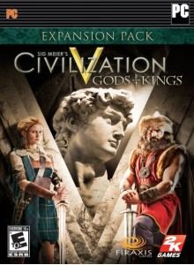 Civilization 5 Gods and Kings PC/Mac DLC PC Download