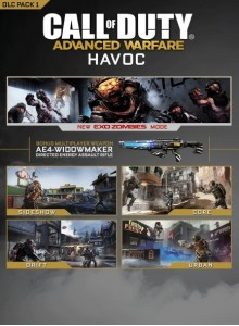 Call of Duty Advanced Warfare Havoc PC Download