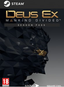 Deus Ex: Mankind Divided - Season Pass PC Expansion