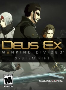 Deus Ex: Mankind Divided - System Rift PC Expansion