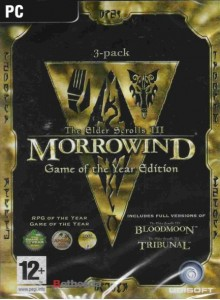 Elder Scrolls III: Morrowind (Game of the Year Edition) PC Download