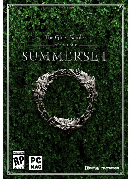 Pre-Order Elder Scrolls Online Summerset PC/Mac Download