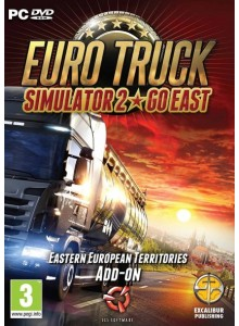 Euro Truck Simulator 2: Going East PC/Mac (Expansion)