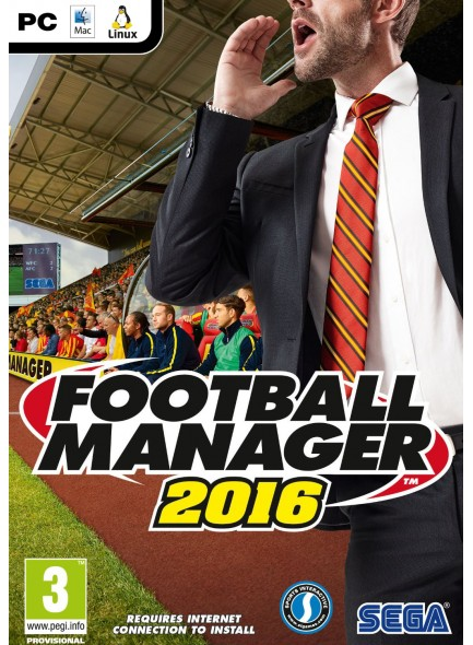 Football Manager 2016 PC/Mac