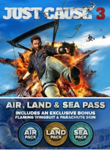 Just Cause 3: Air, Land & Sea PC Expansion
