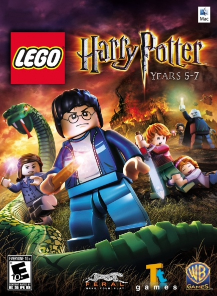Lego Harry Potter Years 5-7 PC Download
