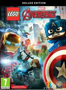 Lego Marvel's Avengers Deluxe Edition PC/Mac Download