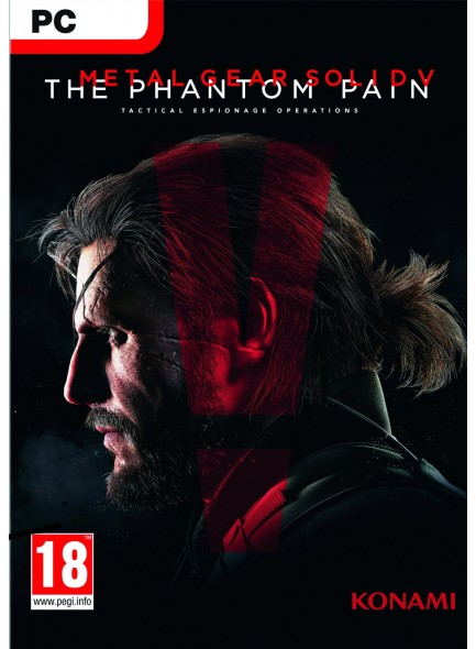 Metal Gear Solid 5 The Phantom Pain PC Download