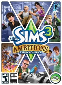 The Sims 3 Ambitions PC/Mac Download