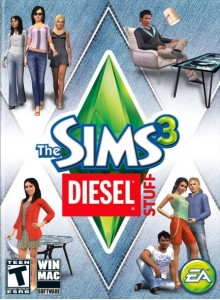 The Sims 3 Diesel Stuff PC/Mac Download