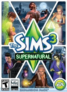 The Sims 3 Supernatural PC/Mac Download