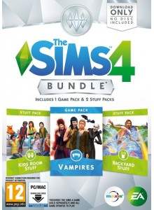 The Sims 4 Bundle pack 4 PC/Mac Download