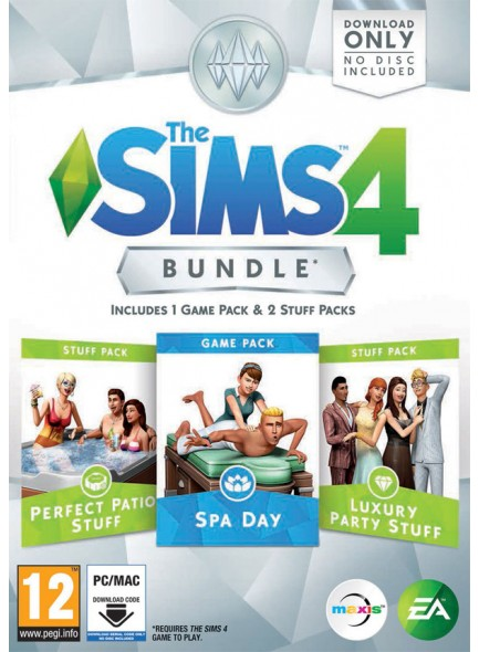 The Sims 4 Bundle Pack PC/Mac Download