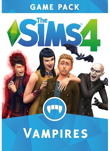 The Sims 4: Vampires PC/Mac Download - Expansion Pack