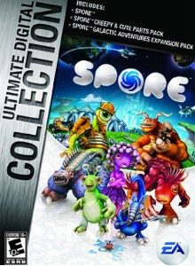 Spore Ultimate Digital Collection PC Download