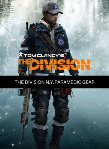 Tom Clancy's The Division: N.Y. Paramedic Gear Set PC Expansion
