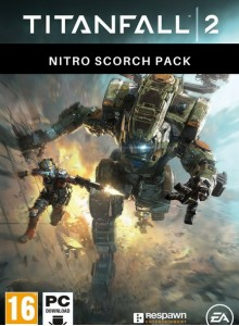 Titanfall 2 Nitro scorch pack PC Expansion