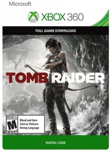Tomb Raider XBOX 360 Download Code
