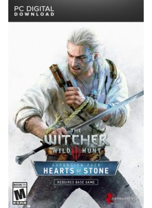 The Witcher 3 Wild Hunt: Hearts of Stone PC (Expansion)